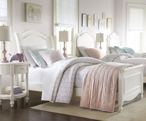 Harmony Chelsea Sleigh Bed Twin Size | Legacy Classic | LC 4910 4303K
