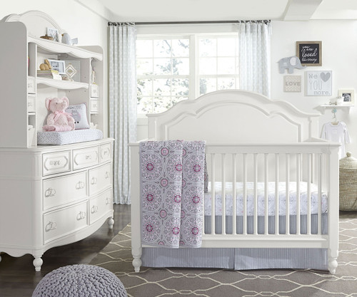 Harmony Convertible Crib | Legacy Classic | LC 4910 8900