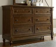 Big Sur 6 Drawer Dresser | Legacy Classic | LC-4920-1100