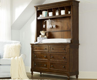 Big Sur 6 Drawer Dresser with Hutch | Legacy Classic | LC-4920-1100-7201