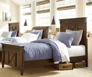 Big Sur Highlands Panel Bed Twin Size | Legacy Classic | LC-4920-4103K