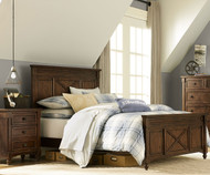 Big Sur Highlands Panel Bed Full Size | Legacy Classic | LC-4920-4104K