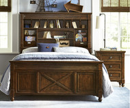 Big Sur Vista Point Bookcase Bed Full Size | Legacy Classic | LC-4920-4804K