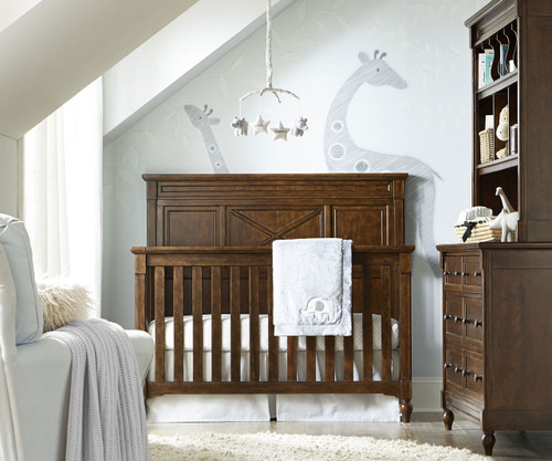 Wendy Bellissimo Big Sur Convertible Crib 4920-8900 | Legacy ...