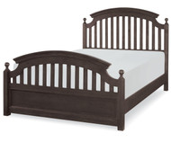Academy Panel Bed Full Size Molasses | Legacy Classic | LC-5810-4104K