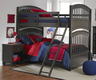 Academy Bunk Bed Molasses | Legacy Classic | LC-5810-8110K