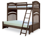 Academy Twin over Full Bunk Bed Molasses | Legacy Classic | LC-5810-8140K