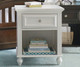 Academy Nightstand White | Legacy Classic | LC-5811-3100