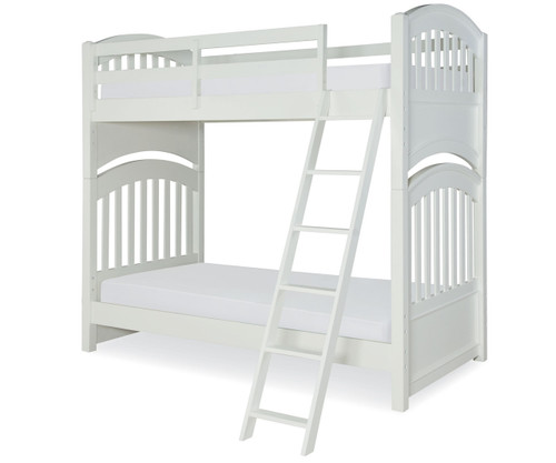 Academy Bunk Bed White | Legacy Classic | LC-5811-8110K