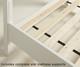 Academy Panel Bed Twin Size Cinnamon | 25624 | LC-5812-4103K