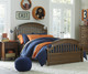 Academy Panel Bed Full Size Cinnamon | Legacy Classic | LC-5812-4104K