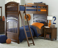 Academy Bunk Bed Cinnamon | Legacy Classic | LC-5812-8110K