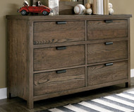 Fulton County 6 Drawer Dresser | Legacy Classic | LC-5900-1100