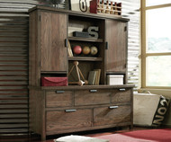 Fulton County Dresser with Hutch | Legacy Classic | LC-5900-1200-7202