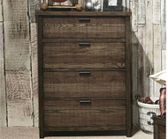 Fulton County 4 Drawer Chest | Legacy Classic | LC-5900-2200