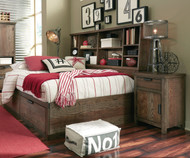 Fulton County Lounge Bed Full Size | Legacy Classic | LC-5900-5504K