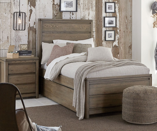Big Sky Panel Bed Twin Size | Legacy Classic | LC-6810-4103K