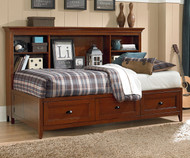 Riley Lounge Bed Twin Size | Magnussen Home | MHY1873-59