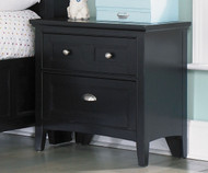 Bennett 2 Drawer Nightstand | Magnussen Home | MHY1874-01