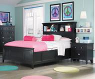 Bennett Bookcase Bed Full Size   Magnussen Home   MHY1874-68