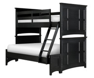 Bennett Twin over Full Bunk Bed | Magnussen Home | MHY1874-71