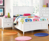 Kenley Panel Bed Twin Size | Magnussen Home | MHY1875-54