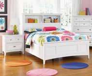 Kenley Bookcase Bed Twin Size | Magnussen Home | MHY1875-58