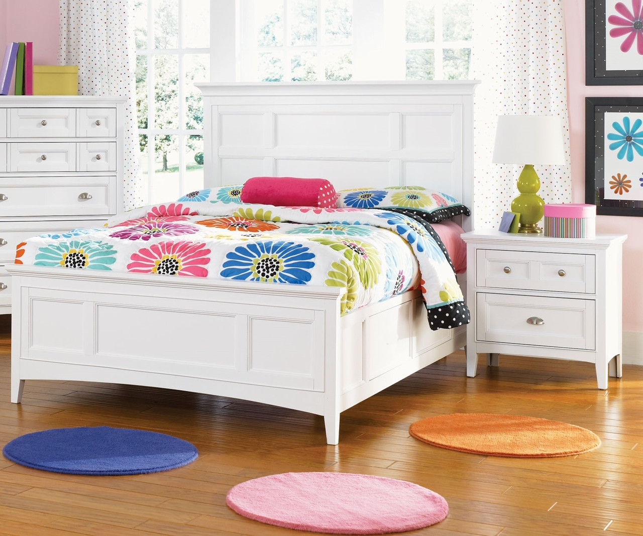 Kenley Full Size Panel Bed Y1875 64 Magnussen Home