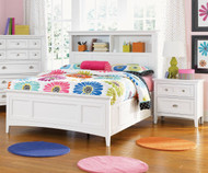Kenley Bookcase Bed Full Size | Magnussen Home | MHY1875-68