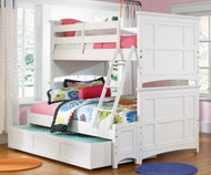 Kenley Twin over Full Bunk Bed | Magnussen Home | MHY1875-71