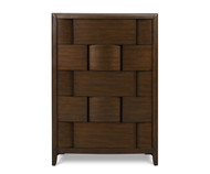 Twilight 5 Drawer Chest | Magnussen Home | MHY1876-10