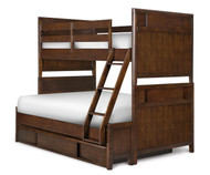 Twilight Bunk Bed Twin over Full | Magnussen Home | MHY1876-71