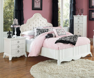 Gabrielle Island Bed Full Size   Magnussen Home   MHY2194-60