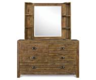 Braxton 6 Drawer Dresser | Magnussen Home | MHY2377-20