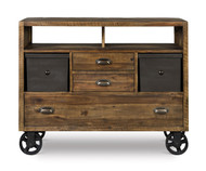 Braxton Media Chest | Magnussen Home | MHY2377-36