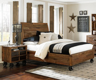 Braxton Island Bed Twin Size | Magnussen Home | MHY2377-50
