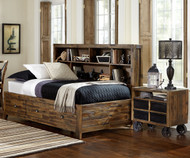 Braxton Lounge Bed Twin Size | Magnussen Home | MHY2377-59
