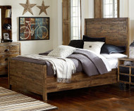 Braxton Panel Bed Full Size | Magnussen Home | MHY2377-64
