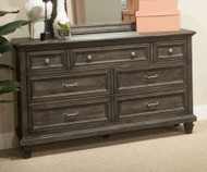 Calistoga 7 Drawer Dresser | Magnussen Home | MHY2590-20