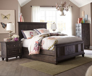 Calistoga Panel Bed with Trundle Twin Size | Magnussen Home | MHY2590-54X