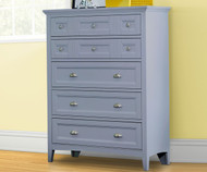 Graylyn 5 Drawer Chest | Magnussen Home | MHY3572-10