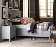 Graylyn Panel Bed Twin Size | Magnussen Home | MHY3572-54