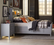 Graylyn Bookcase Bed Twin Size | Magnussen Home | MHY3572-58