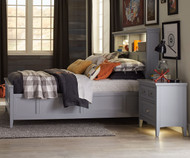 Graylyn Bookcase Bed Full Size | Magnussen Home | MHY3572-68