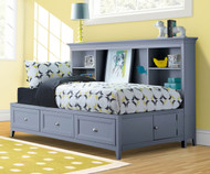 Graylyn Lounge Bed Full Size | Magnussen Home | MHY3572-69