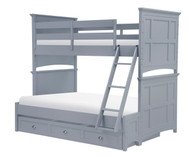 Graylyn Twin over Full Bunk Bed | Magnussen Home | MHY3572-71