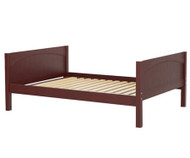 Maxtrix Full Size Bed Chestnut 1 | Maxtrix Furniture | MX-2000-CP