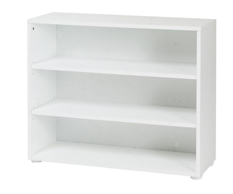 Maxtrix White Finish Bookcase 4720 Matrix Kids Furniture
