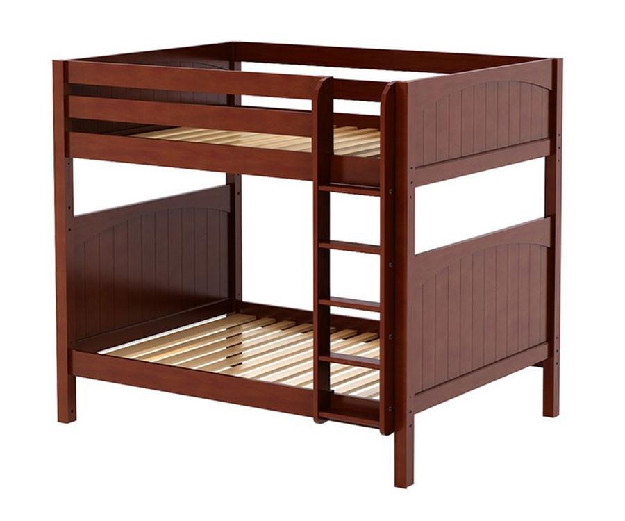 Maxtrix BUFF High Bunk Bed : Matrix Kids Furniture : Solid Wood Bed Frames