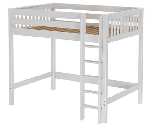 Maxtrix GRAND High Loft Bed | Matrix Kids Furniture | Solid Wood Bed ...